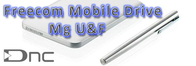 Freecom Mobile Drive Mg 1