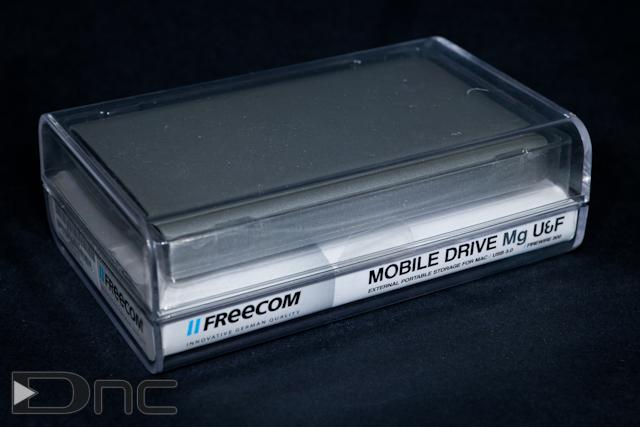 Freecom Mobile Drive Mg 2