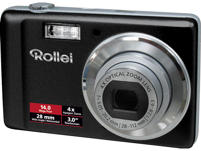 Rollei CL 370TS Front