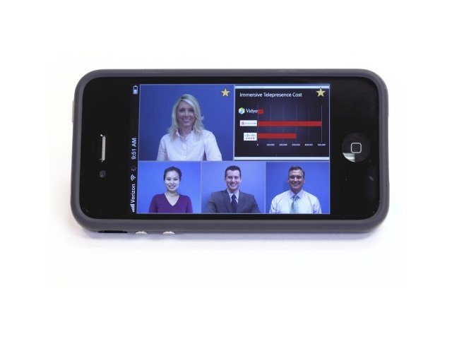 Vidyo Iphone