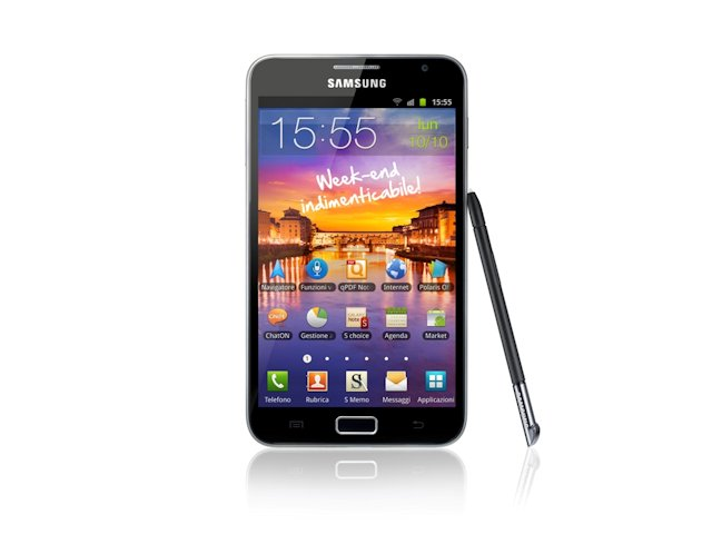 Galaxy Note Light