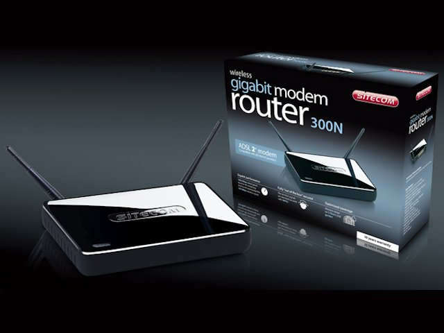 Sitecom Gigabit Router