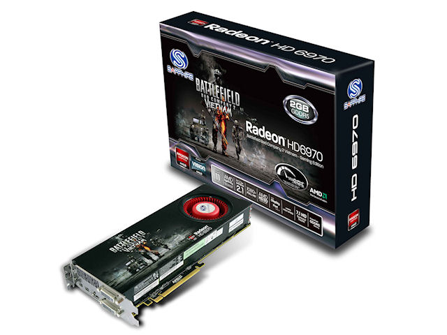 SAPPHIRE HD 6970 Gaming Edition