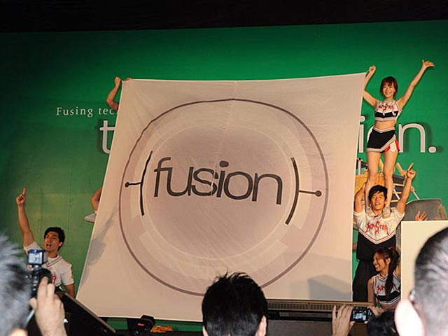 AMD Fusion Party